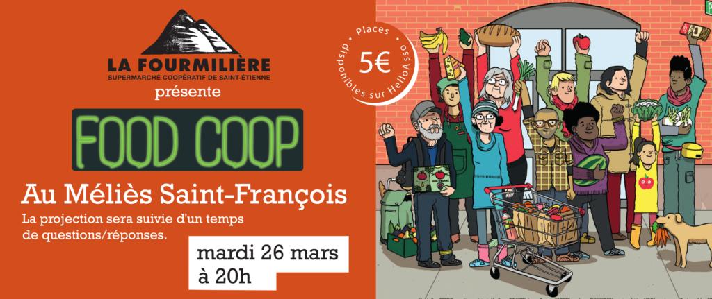 Affiche du film Food Coop
